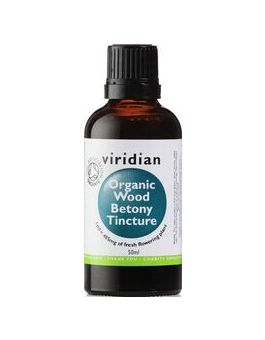 Viridian 100% Organic Wood Bentony Tincture # 628