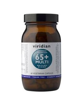 Viridian 65+ Multi (two-a-day) # 108