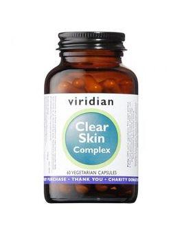 Viridian Clear Skin Complex Veg Caps # 371
