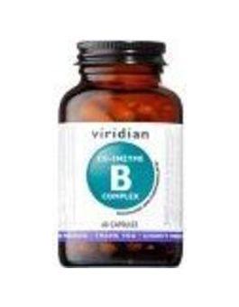 Viridian Co-enzyme B-Complex Veg 60 Caps # 229
