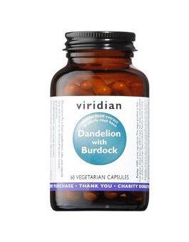 Viridian Dandelion with Burdock Extract # 811