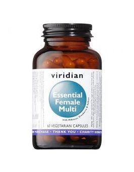 Viridian Essential Female Multi Veg Caps # 6