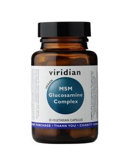 Viridian Glucosamine MSM # 390