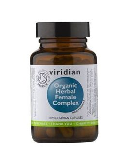 Viridian Herbal Female Complex # 935