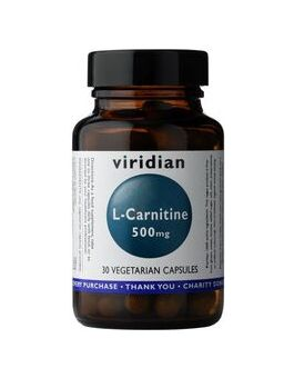 Viridian L-Carnitine 500mg # 015