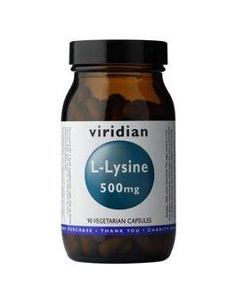 Viridian L-Lysine 500mg # 032