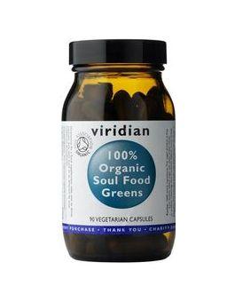 Viridian Soul Food Organic Green Food Blend # 283
