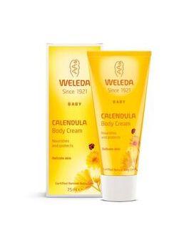 Weleda Calendula Baby Body Cream