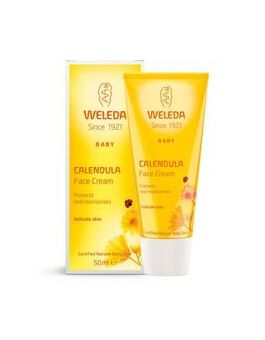 Weleda Calendula Baby Cream (For Face)