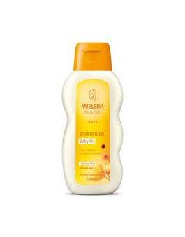 Weleda Calendula Baby Fragrance Free Oil