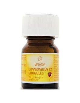 Weleda Chamom. 3X Granules